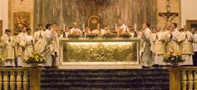 36 Medlemmer af Opus Dei diakonindviet i Rom