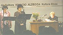 2005ean Gasteizko Udaletxeak antolaturiko emanaldia