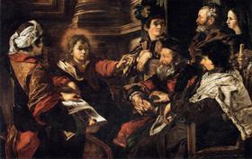 Життя Марії: Ісус серед вчителів Закону