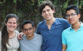 Labor Social en la Universidad de los Hemisferios