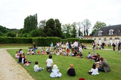 Encuentro de familias en Couvrelles