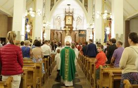 Józefów - świętowanie wspomnienia św. Josemarii