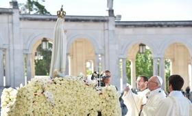 Canonization Homily at Mass in Fatima