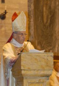 Homily at the Ordination of Deacons