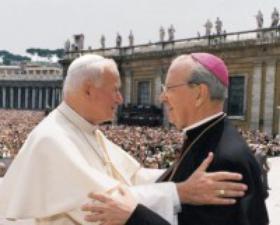 欧华路主教的列圣案件