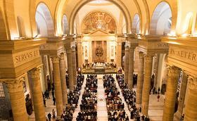 Retransmissió en directe del funeral de Mons. Echevarría