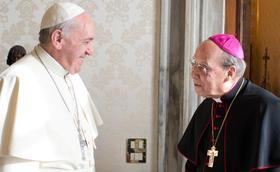 List  pápeža Františka k blahorečeniu Álvara del Portillo