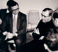 Con San Josemaría Escriva, en la Ciudad de México, 1970