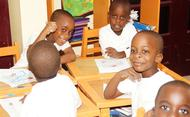 Etimoé-Makoré: la scuola delle famiglie