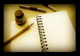 Alles dankzij een simpel schriftje