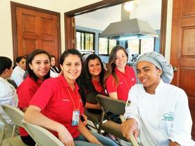 Empatía y Trabajo en Equipo en el Encuentro del Caribe