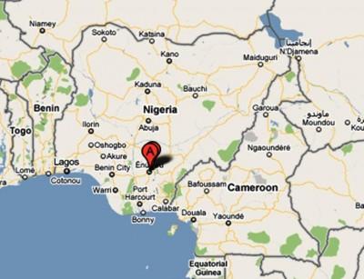 Aldea de Enugu