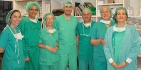 Din sala de operaţii
