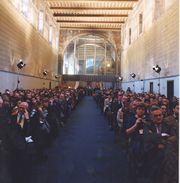 Imagen de los participantes en el congreso.