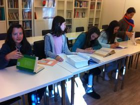 Studium in Alzavola