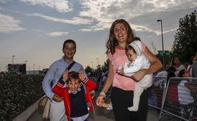 Homélie de la Messe d'action de grâces à Madrid et l'album photos