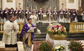 Messa funebre per Joaquín Navarro-Valls