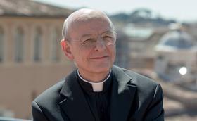 """Monsenjöör Ocariz: """"Ootame uue prelaadi valimist palvetades Püha Vaimu poole"""""""