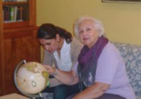 As mil tarefas dunha avoa aínda nova