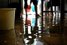 Galería de fotos: Voluntarias en la inundación