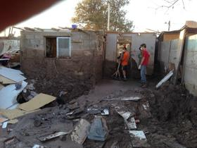 Copiapó, una ciudad bajo el barro