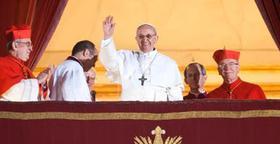 Prelato žodžiai Popiežiaus Pranciškaus išrinkimo proga