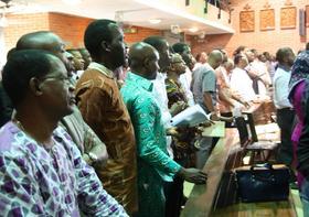 Nigeria: Preparing for the feast day Masses of St. Josemaria (2016)