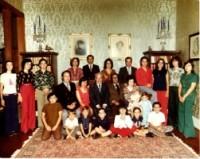 La familia Cofiño al completo