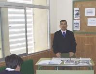 En una de mis clases