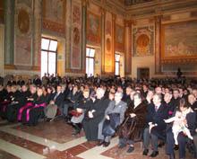 Událost se odehrála v Lateránském paláci.