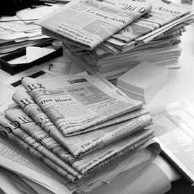 "Revista de Prensa ""Un Santo en Datos"""