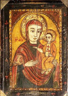 Maria, Stern des Ostens