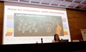 'Harambee Youth Meeting': ¡todos a una!