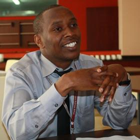 Strathmore MBA Student Volunteers to Fight Ebola