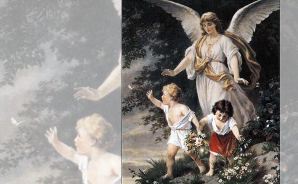 São Josemaria e os Anjos da Guarda