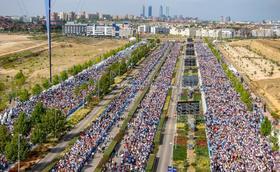 一年前,欧华路主教於西班牙马德里被列为真福品