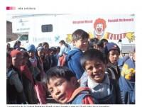 Los servicios de la Unidad Pediátrica Móvil ya han llegado a más de 23 mil niños de la Argentina.