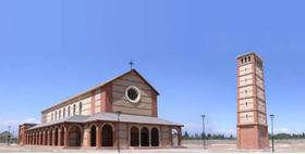 Church of St Josemaria in Chile