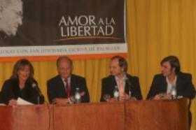 """Presentación del cortometraje """"Amor a la Libertad"""" en Mendoza"""