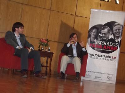 Juan Pablo Cannata y Juan Martín Ezratty