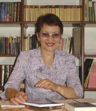 Ирина Сапронова, преподаватель русского языка, КазНУ