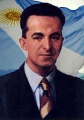 Un argentino con fama de santidad