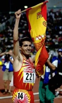 Isaac Viciosa participó en los Juegos Olímpicos de Atlanta, en 1996