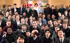 Viaje pastoral a Inglaterra: «Jóvenes, estad dispuestos a ir contracorriente»