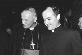 Św. Jan Paweł II i bł. Álvaro del Portillo -  szczegóły serdecznej przyjaźni (cz. I)