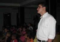 João Paulo, um dos organizadores do evento.