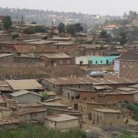 Kigali, capital de Ruanda