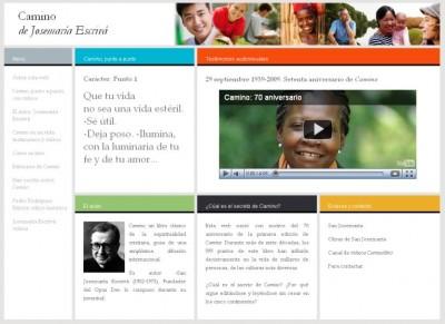 Leercamino.org: una web sobre Camino