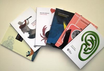 Colección de libros 'Historias de la Clínica'.