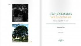 Livro sobre São Josemaria Escrivá no Brasil